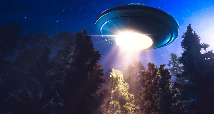 Spodek UFO