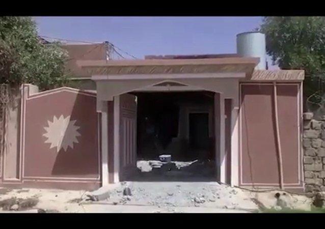 Więzienie terrorystów w Tal Afar
