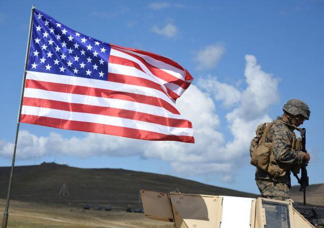 Amerykański wojskowy