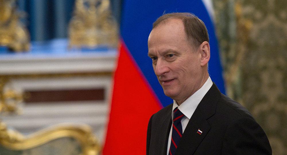 Sekretarz Rady Bezpieczeństwa Rosji Nikołaj Patruszew