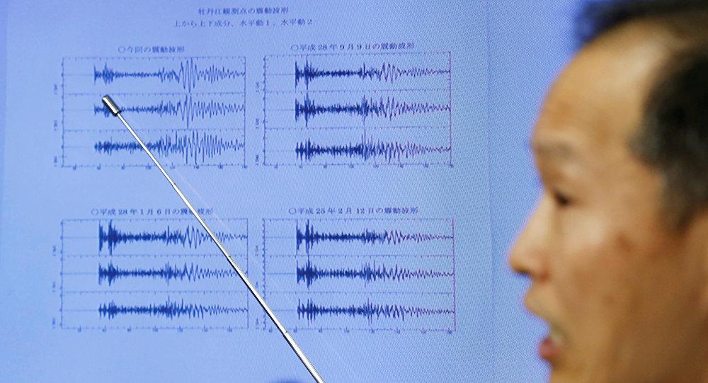 Podobne wstrząsy sejsmiczne towarzyszyły poprzednim północnokoreańskim próbom jądrowym