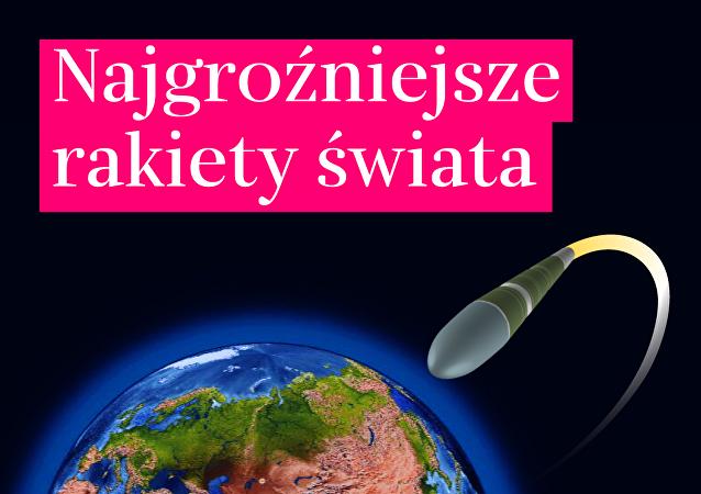 Najgroźniejsze rakiety świata