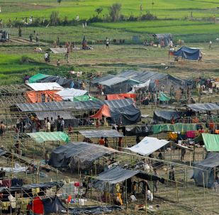 Uchodźcy Rohingya w Bangladeszu