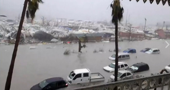 Konsekwencje huraganu Irma