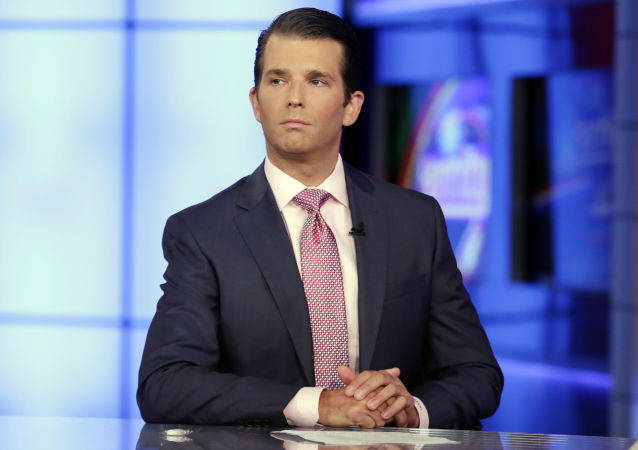 Syn prezydenta USA Donalda Trumpa Donald Trump Jr.