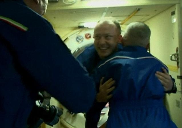 Nowa załoga ISS
