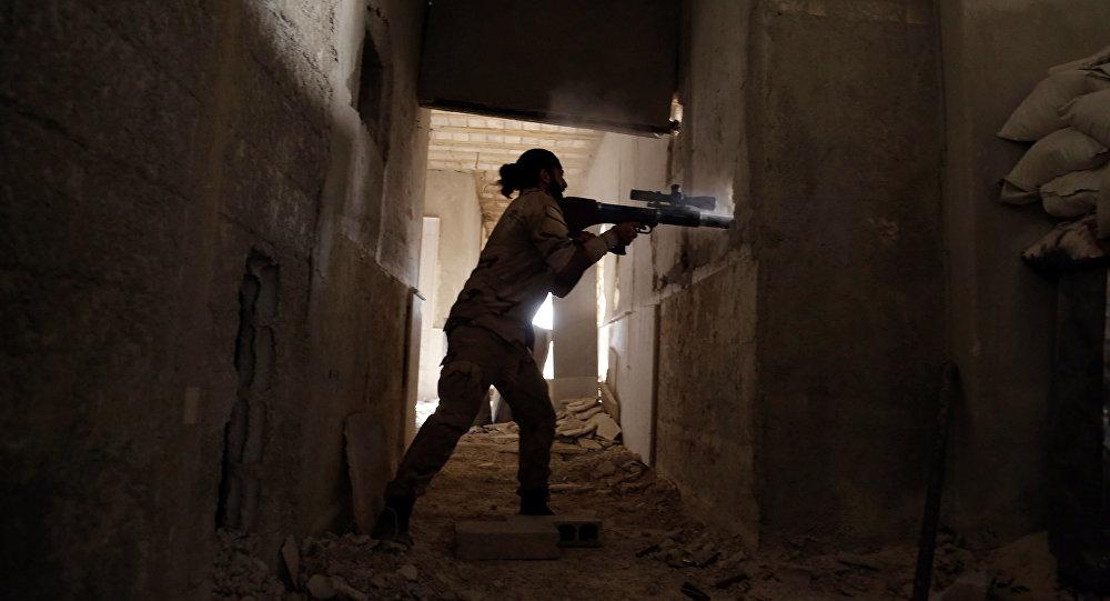 Konflikt zbrojny w Syrii