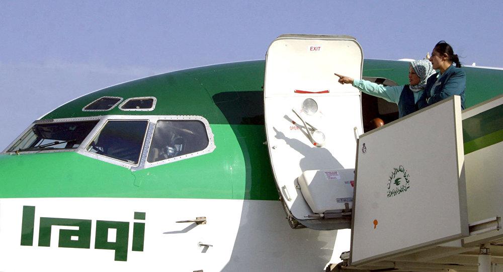 Rosja i Irak wznawiają połączenia lotnicze, które zawieszono w 2004 roku