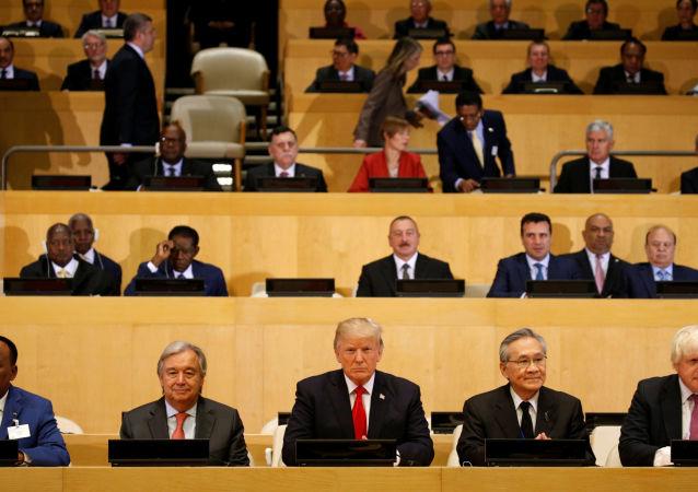 W Nowym Jorku kontynuowana jest 72. sesja Zgromadzenia Ogólnego ONZ.