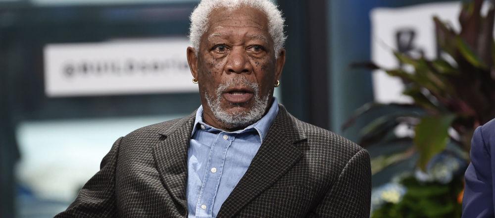 Aktor Morgan Freeman