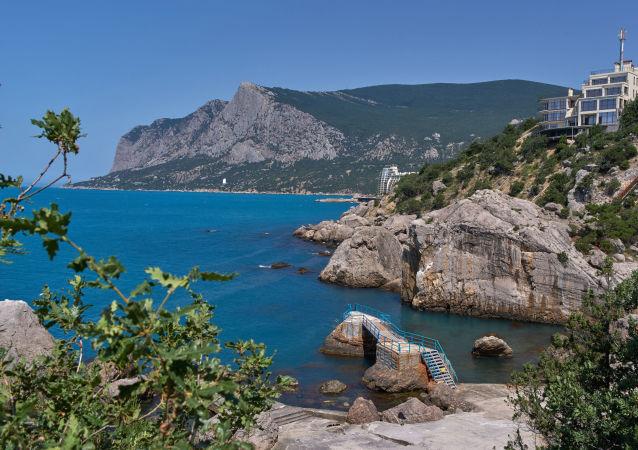 Zatoka Laspi na Krymie