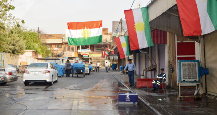 Irbil, stolica Kurdystanu