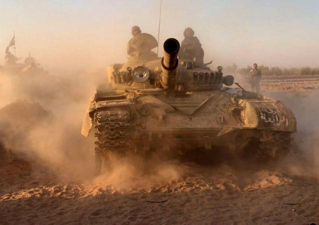 Ponad 87% terytorium Syrii wyzwolono z rąk dżihadystów z ISIS