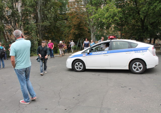 W Doniecku doszło do zamachu na ministra dochodów i poborów DRL