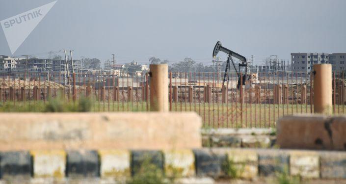 Złoża ropy na obrzeżach Dajr az-Zaur