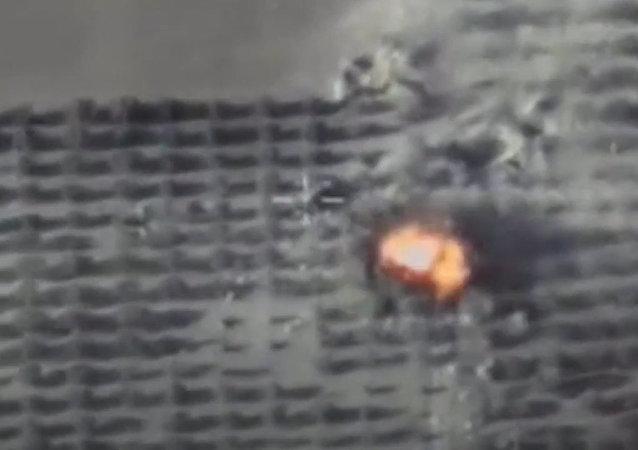 Siły Powietrzno-Kosmiczne Federacji Rosyjskiej przeprowadziły 10 nalotów na obiekty terrorystów PI w syryjskiej prowincji Idlib