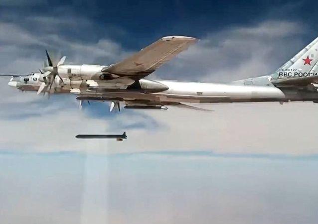 Rosyjski bombowiec strategiczny wystrzelił pociski manewrujące w obiekty Państwa Islamskiego w Syrii