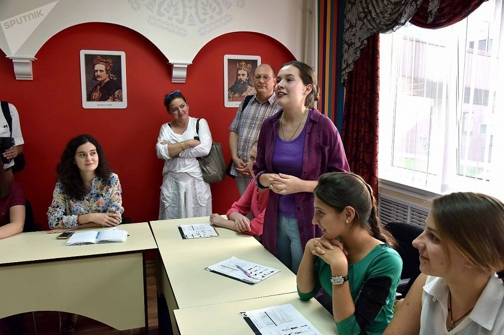 Centrum Polskiego Języka i Kultury na Piatigorskim Uniwersytecie Państwowym