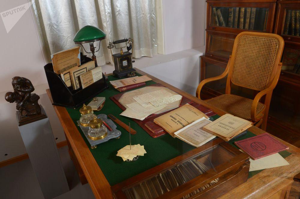 Biurko Władimira Lenina