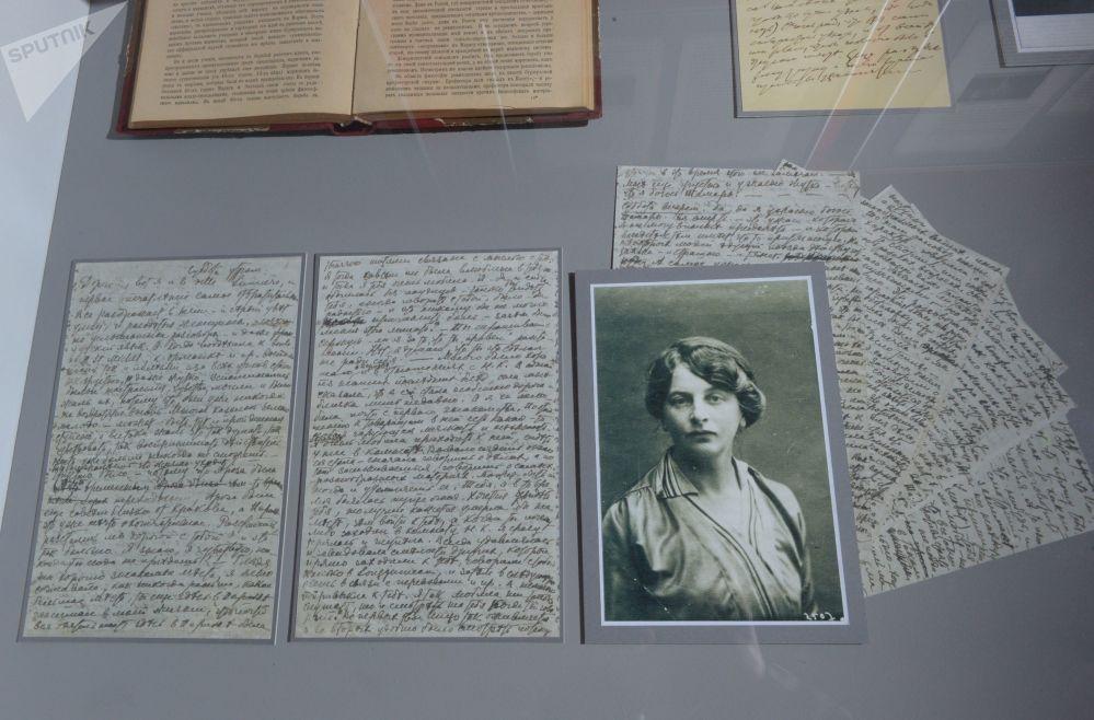 List do Lenina jego kochanki Inessy Armand