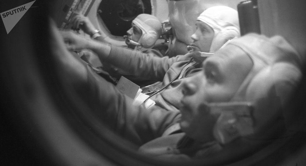Załoga statku kosmicznego Sojuz 11