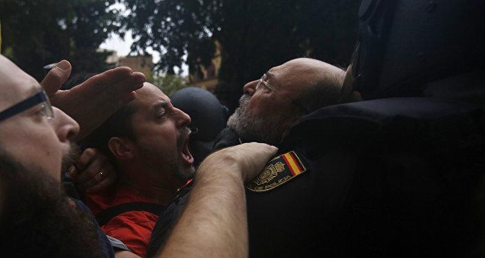 Sytuacja w Katalonii