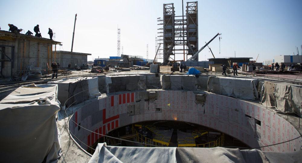Budowa kosmodromu Wostocznyj w odwodzie amurskim