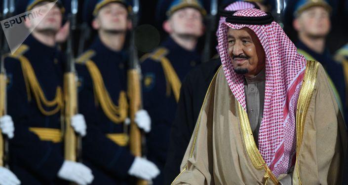 Król Arabii Saudyjskiej Salman ibn Abd al-Aziz as-Saud z wizytą w Moskwie