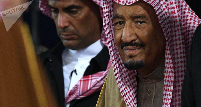 Król Arabii Saudyjskiej Salman bin Abdulaziz Al Saud