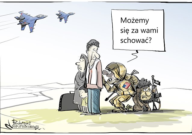Картинки по запросу karykatura NATO w Polsce