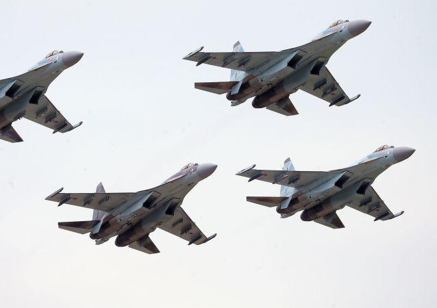 Rosyjskie Su-35S