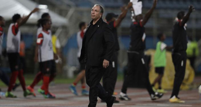 Trener reprezentacji USA po przegranym meczu z Trinidad i Tobago