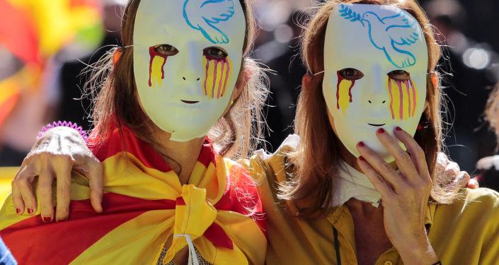 Zwolennicy jedności Hiszpanii