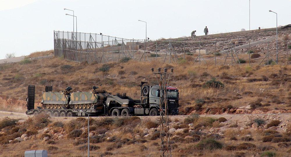 Siły tureckie będą kontrolować w syryjskiej prowincji strefę deeskalacji