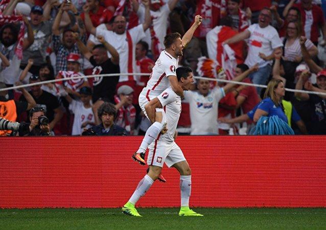 Euro 2016 mecz Polska-Portugalia