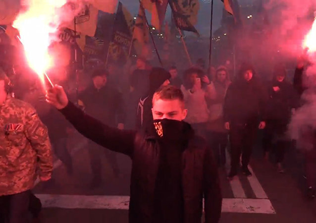 Marsz Chwały Bohaterów w Kijowie