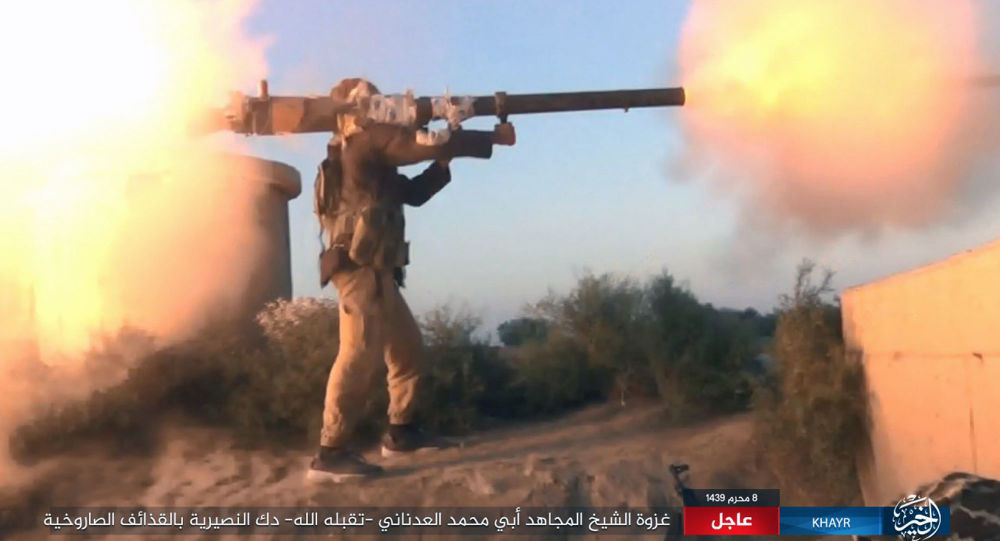 Terrorysta Daesh