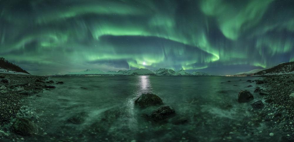 Jan R. Olsen Aurora Panorama 3