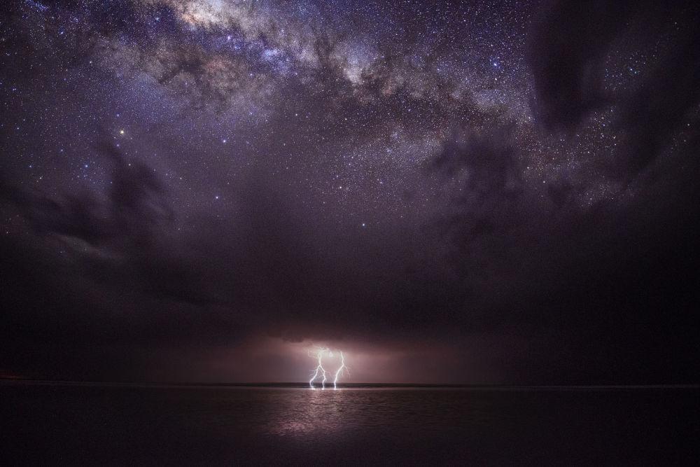 Julie Fletcher Calm Before the Storm