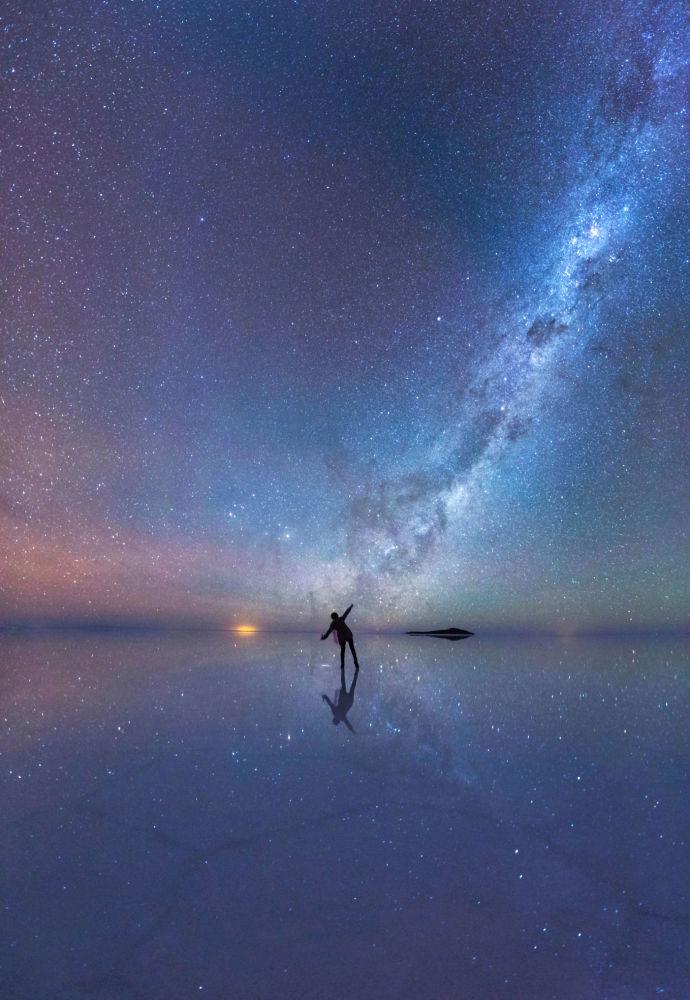 Xiaohua Zhao The Mirrored Night Sky