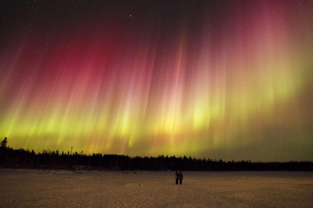 The Edge of the Aurora, Chul Kwon