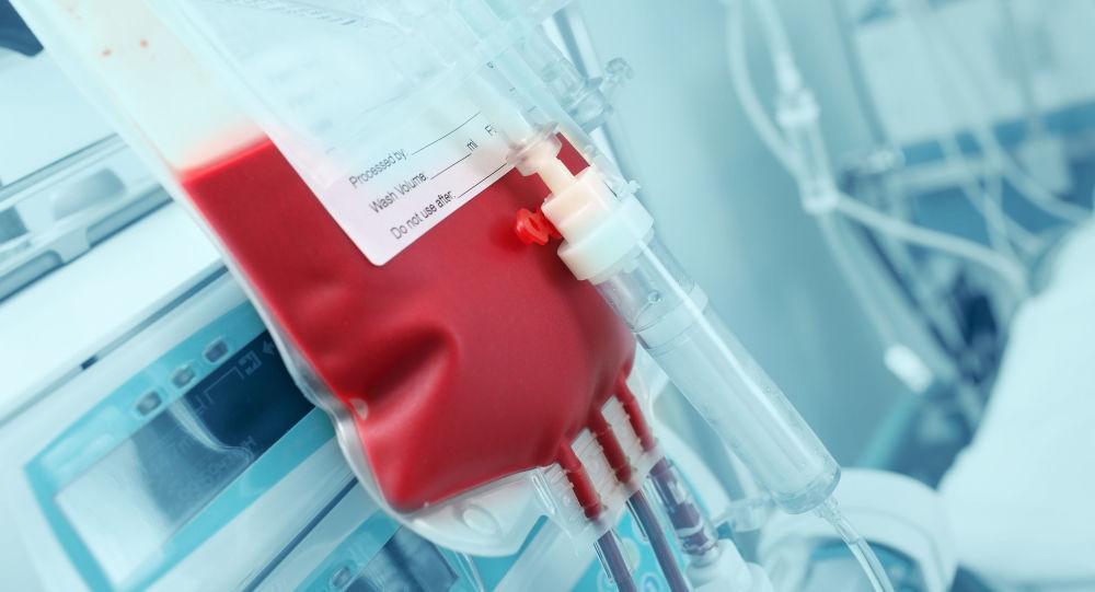 Krew do transfuzji