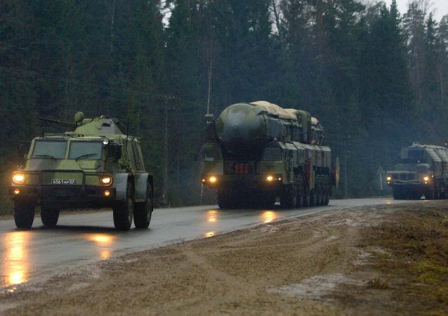 Dywizja Wojsk Rakietowych Strategicznego Przeznaczenia w mieście Tejkowo w obwodzie iwanowskim