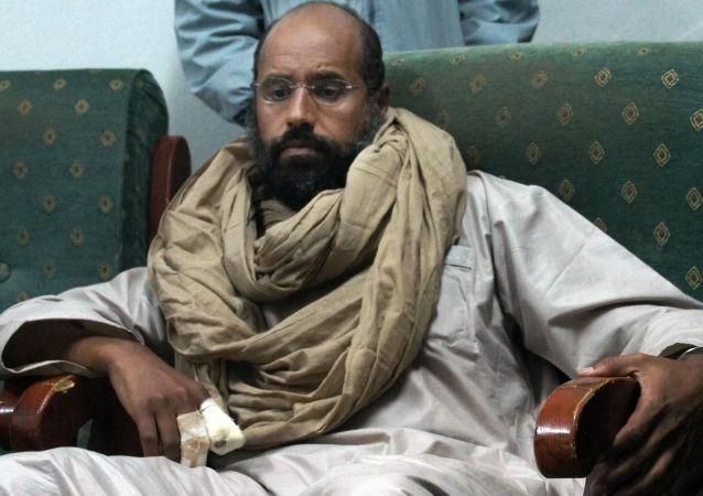 Saif al-Islam Kaddafi w Libii