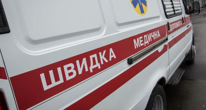 Ukraińska karetka