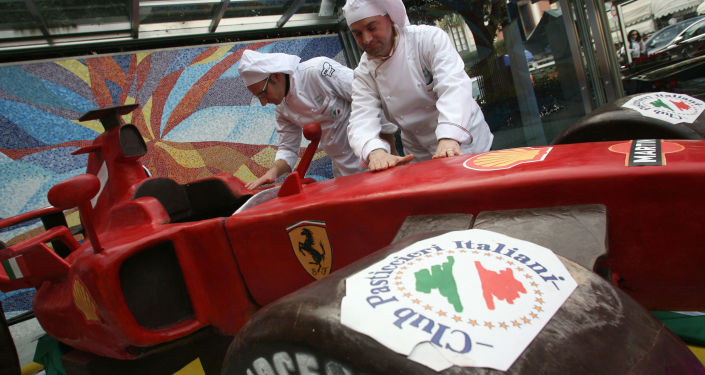 Czekoladowe Ferrari, Włochy