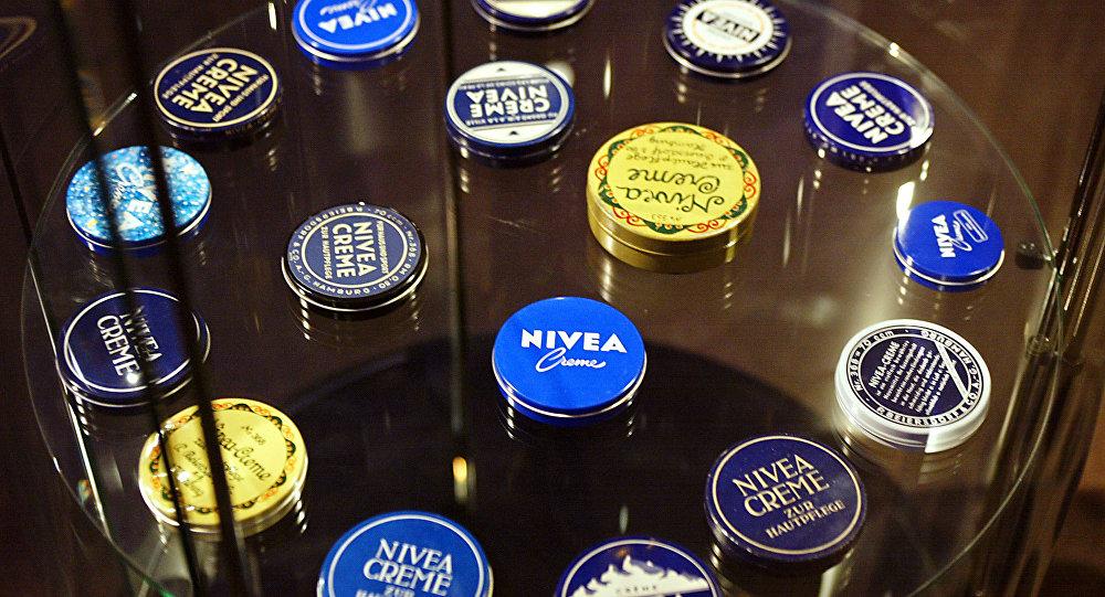 Produkty firmy Nivea