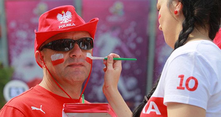 Kibice na EURO-2012