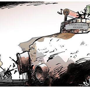 Najnowsza broń NATO w magazynach terrorystów z PI