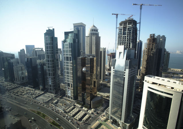 Wieżowce w Dosze, Katar